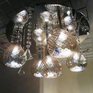 29159-5 現代簡約水晶吸頂燈