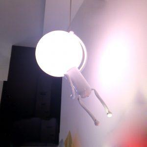 人仔造型吊燈 (只供工程訂做)