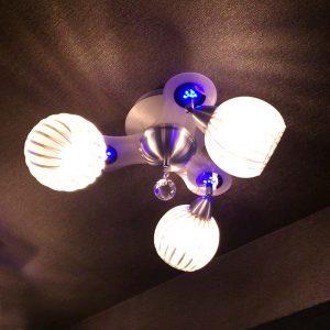 3頭 鋁材 防鏽 現代吸頂燈