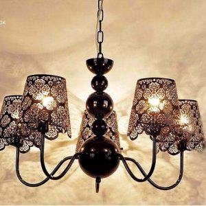 白色 簡約歐式吊燈