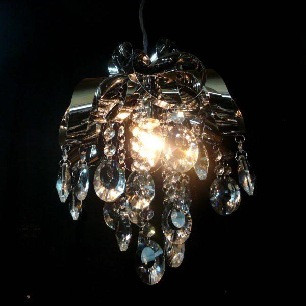門口走廊房間 水晶小吊燈