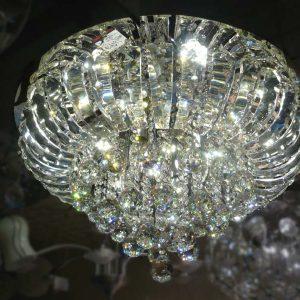 大型 LED 水晶吸頂燈