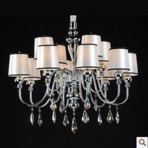 簡約 歐式風格 水晶吊燈