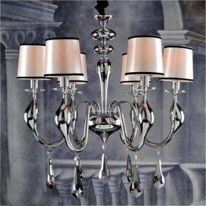 現代簡約 水晶吊燈