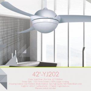 簡約時尚LED風扇燈