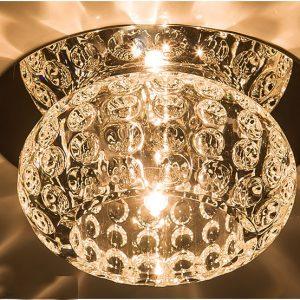 現代簡約 LED 水晶 壁燈 走廊燈
