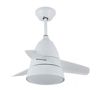 迷你風扇燈房間用 遙控吊扇燈 3葉LED