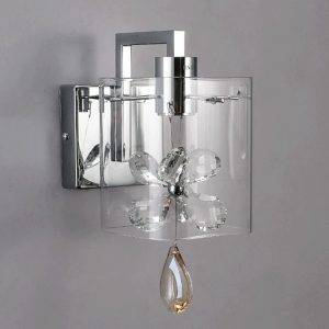 現代簡約 水晶壁燈
