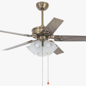 古典古銅色風扇燈 42寸 /48寸 / 52寸 可選