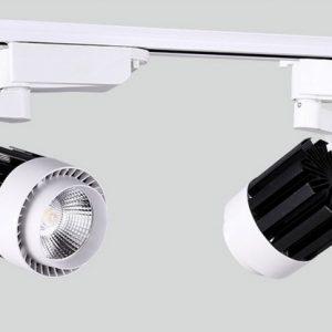 新款迷你LED 路軌燈 多色多尺寸可選