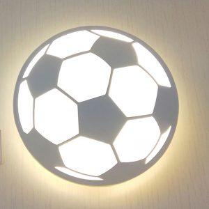 LED 足球兒童房燈壁燈
