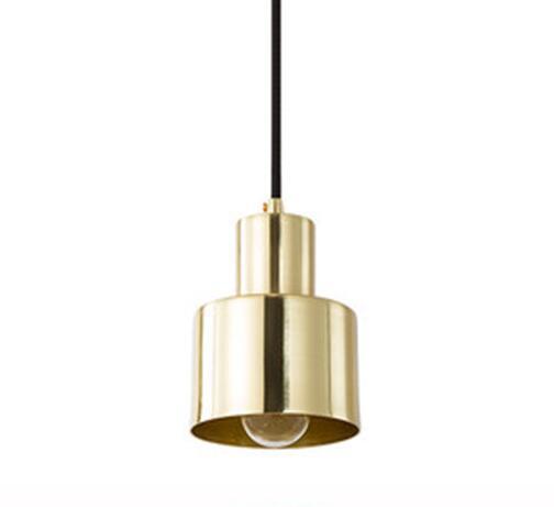 電鍍小吊燈