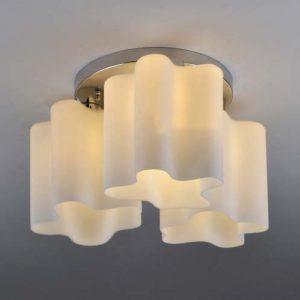 簡約玻璃罩吸頂燈 3頭5頭6頭7頭9頭多尺寸規格可選