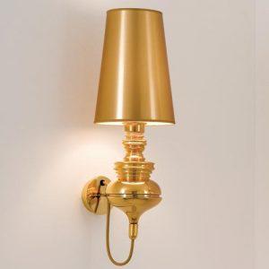 簡約歐式宮廷壁燈