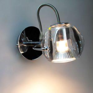 現代簡約可調角度壁燈