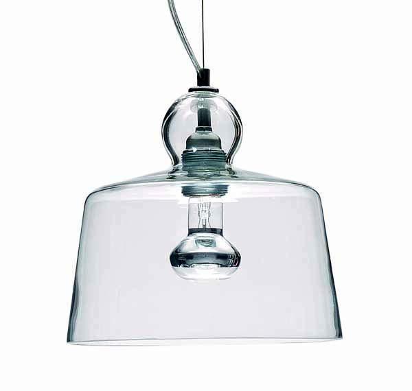 簡約玻璃吊燈