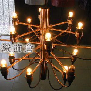 MOD 18頭吊燈