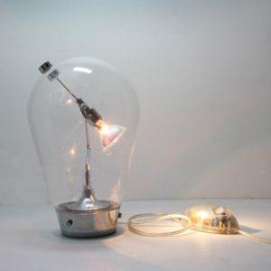 義大利經典之作 玻璃臺燈