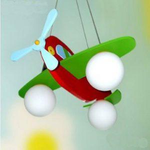 兒童燈 飛機吊燈 卡通燈具