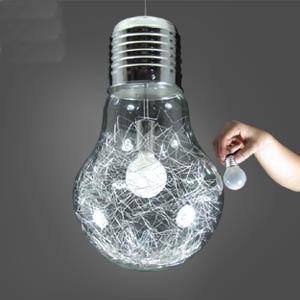 大燈泡吊燈