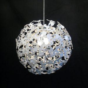 鋁材手工藝吊燈 (此款式只接受工程訂單)