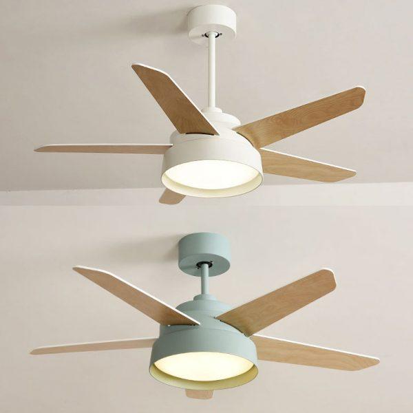 現代設計 經典款式 風扇燈 42吋 52吋 黑色 白色 可選 吊扇燈 Ceiling Fan
